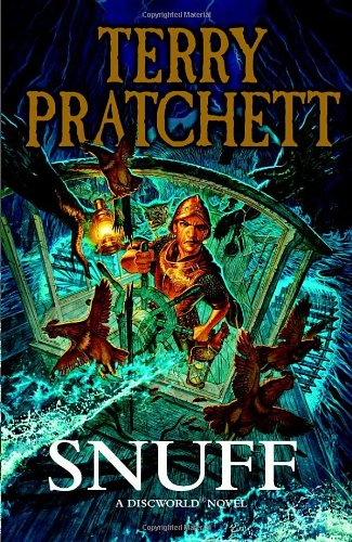Cover of Snuff (Discworld 39)