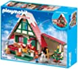 Playmobil 5976 - Dimora di Babbo Natale