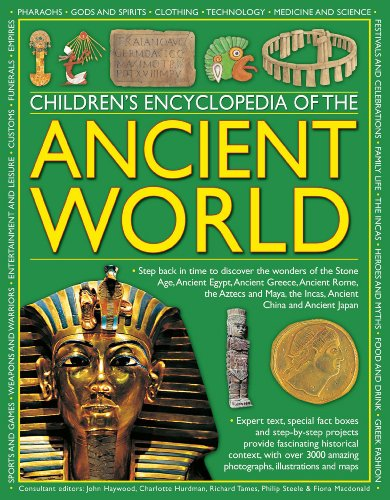 Children's Encyclopedia of the Ancient World Cover Image