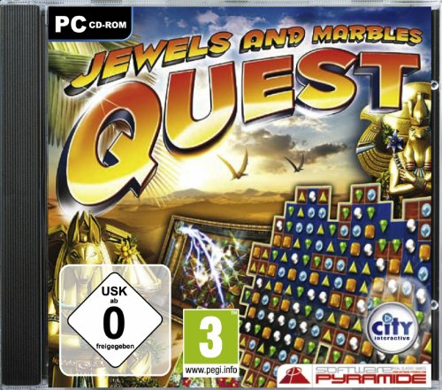 Jewels and Marbles Quest (Quest S Jewel)