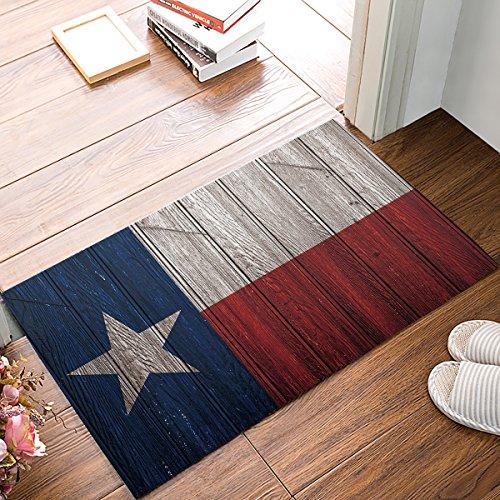 LEO BON Custom Teppich Eingang Badezimmer Fußmatte Teppich Fußmatte Anti Skid Shag Shaggy Bad Dusche Matten 18 x 30 inch color-52 (Boden Kissen Shag)