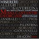 Palestrina / Allegri: Miserere - Die Musik Roms