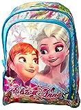 gibra Disney Frozen Die Eiskönigin Rucksack Schulrucksack, 42 cm, Art. 0602
