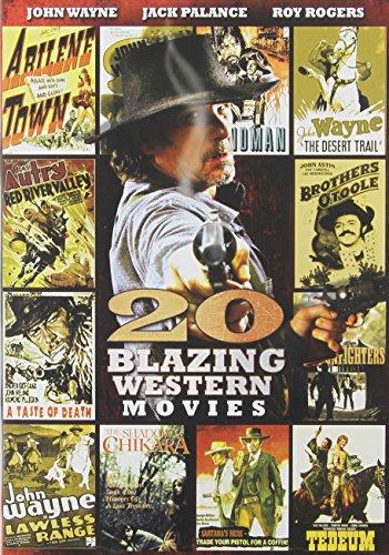 Preisvergleich Produktbild 20 Blazing Westerns (3pc) [DVD] [Region 1] [NTSC] [US Import]