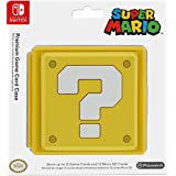 Nintendo Switch PowerA Game Card Case Question Block