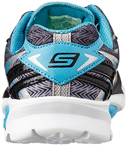 Skechers Go Run 4 Jungen Sneakers Silber (GUBL)