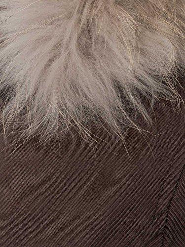 JET SET Donne Piumino abbigliamento da sci Marrone