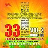 Más, Siempre Más Vol.2 33 Temas Imprescindibles De La Música Catolica
