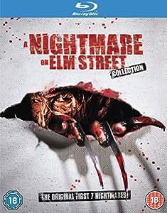 Nightmare on Elm Street 1-7 [Blu-ray] [Import anglais]