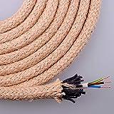 EDM Cable Yute Redondo 3x0.75 ø14mm 20m