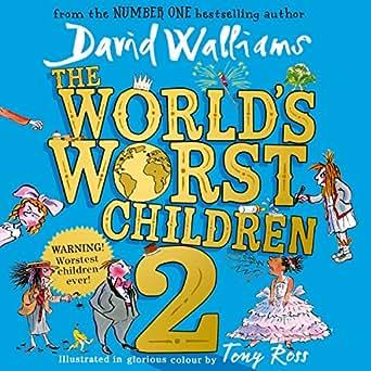 The World's Worst Children 2 (Audio Download): Amazon.co