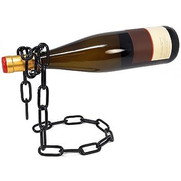 ComFour Décoratif Porte Bouteille Vin Support Bouteille De Vin Pour - Porte bouteille de vin