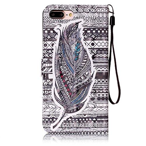 Coque iPhone 7, Meet de pour Apple iPhone 7 (4,7 Zoll) Folio Case ,Wallet flip étui en cuir / Pouch / Case / Holster / Wallet / Case, Apple iPhone 7 (4,7 Zoll) PU Housse / en cuir Wallet Style de couv C