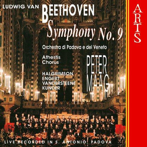 """Symphony No. 9 Op. 125 """"Choral"""": IV. Presto - Allegro Assai"""
