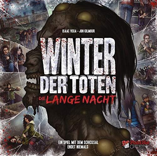 Plaid Hat Games PHGD0011 Winter der Toten-Die Lange Nacht -