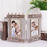 Best Poster Friend Frame Two Pictures - Valery Madelyn Decorative Picture frame Wood Photo Frame Review