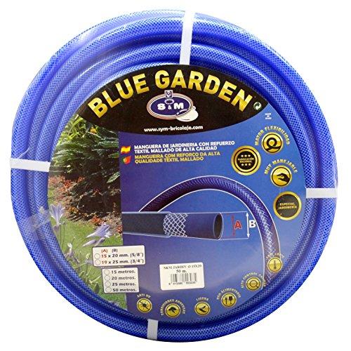 S&M 553035 Manguera jardinería Reforzada Blue Garden