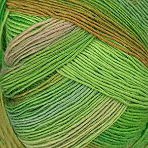 Lang yarns 100g jawoll magic degrade 4-ply f.116 laine de chaussett