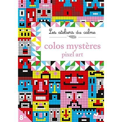 Colos mystères pixel art