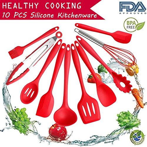 silicone-da-cucina-utensili-da-cucina-set-di-cottura-termoresistente-strumento-colore-rosso-10-pc-se