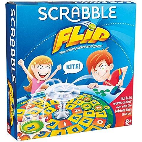Juegos Mattel - Scrabble flip (Mattel CJN58)