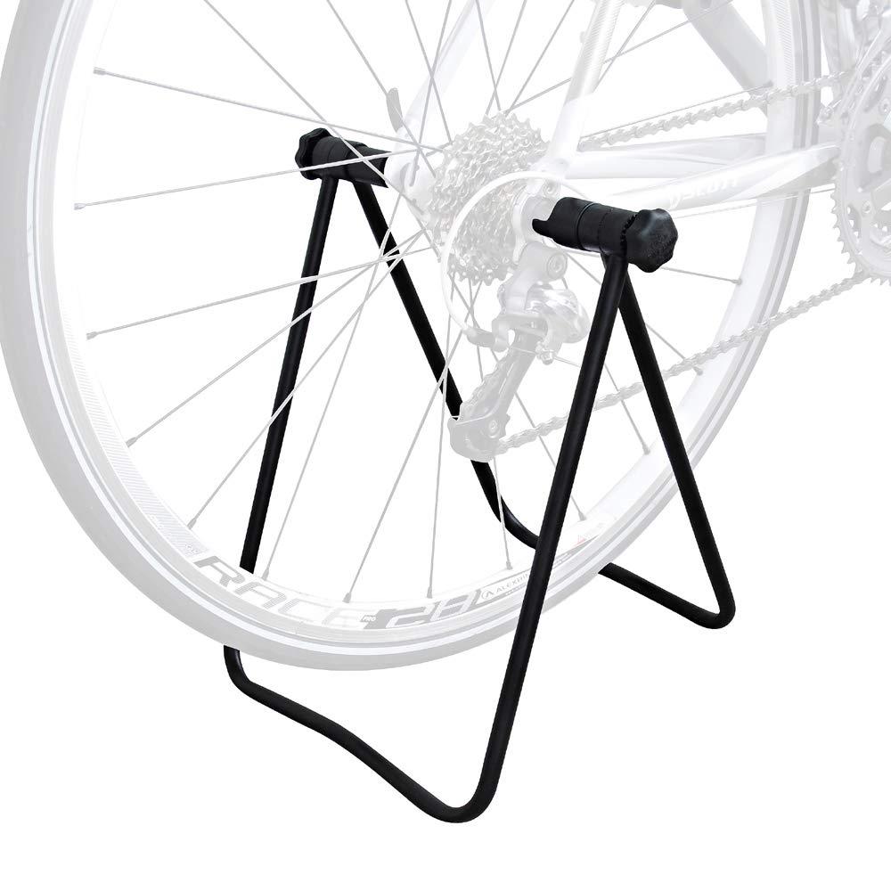 RYMEBIKES – Soporte Trasero para reparación y/o Almacenamiento de Bicicleta – Recomendable para Llantas 20-29ŽŽ