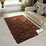 Avioni Handloom Rugs Carpets For Living Room In Fur Reversible -4 Feet X 6 Feet