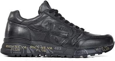 PREMIATA Sneaker Uomo Modello Mick. Colore Nero 1453
