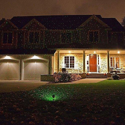 OOFAY LIGHT Projecteur Exterieur Noël LED Lumière...