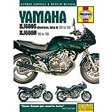 Haynes Reparaturanleitung Yamaha f. Yamaha XJ 600 H 3KM5 3KM 3KM-000101 3 2145 0