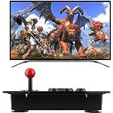 Game Handle Controller, 8-knappars rocker-arkadkontroller, reservdel för svart arkadkonsol för Rocker-arkadspel-arkadtillbehö