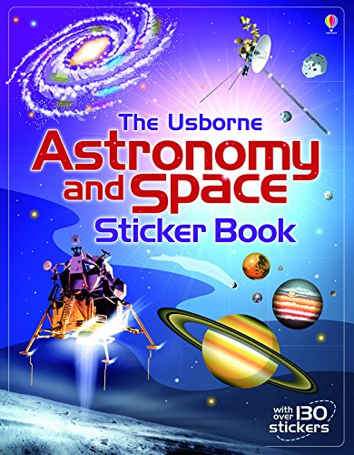 Astronomy and Space Sticker Book par Emily Bome, Hazel Maskell