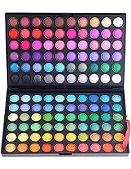 Abody Palette de Maquillage 120 couleurs fard à paupières ombre à paupière Eye Shadow
