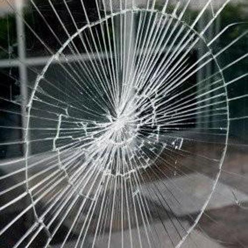 Splitterschutzfolie 152 cm 4C Fenster Splitterschutz Folie Sicherheitsfolie Einbruchschutzfolie Fensterfolie (500 x 152 cm)