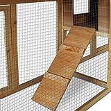 Kaninchenstall, Deuba, doppelstöckig, variabel aufstellbar - 6