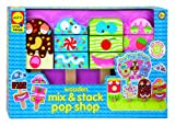 ALEX® Toys - Early Learning Wooden Mix & Stack Pop Shop -Little Hands 1482