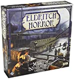 Best Fantasy Flight Games Horrores - Masks of Nyarlathotep: Eldritch Horror - English Review
