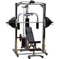 Power Line Smith Gym Paquet 3 (Gris)