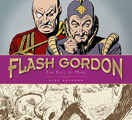 The Fall of Ming (The Complete Flash Gordon Library) by Alex Raymond (2013-06-11)