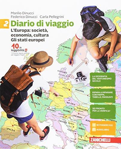 Diario di viaggio. Per la Scuola media. Con aggiornamento online: 2