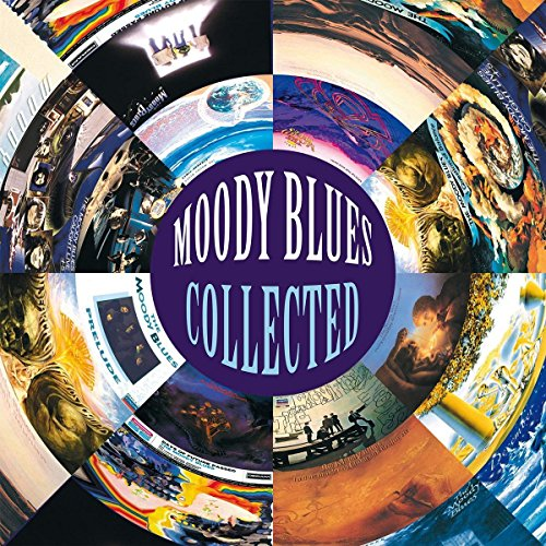 Moody Blues Collected (180 gm 2LP black vinyl) - Moody Blues - 2017