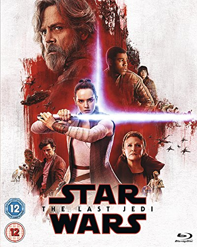 Star Wars: The Last Jedi – Limited Edition The Resistance Sleeve [Blu-ray] [2017]