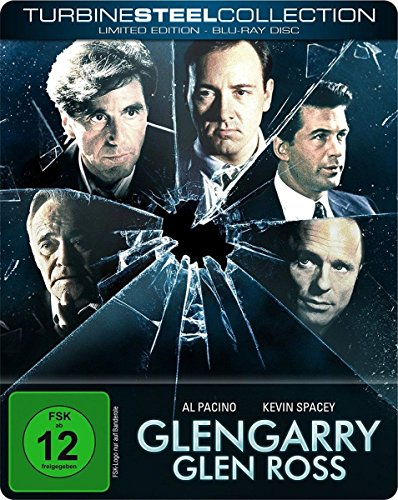 Glengarry Glen Ross (Turbine Steel Collection) [Limited Edition] [Blu-ray]