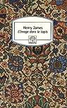 L'Image dans le tapis par James