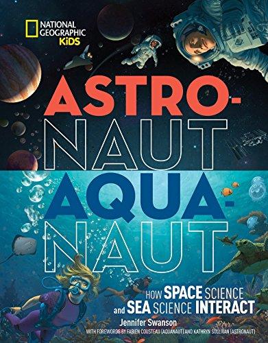 Astronaut - Aquanaut (Science & Nature)