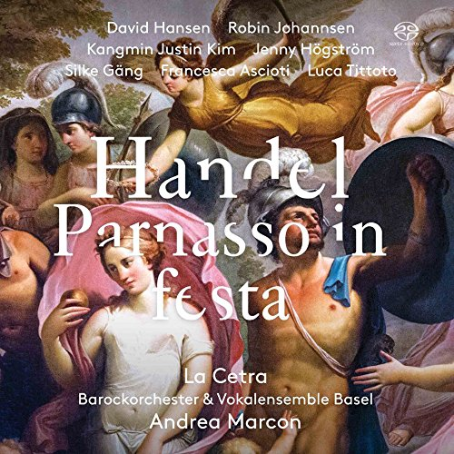 Händel: Il Parnasso in Festa -