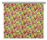 AG Design Gardine – Vorhang – Fotogardine - Kinderzimmer Disney der Gute Dinosaurier - 180 x 160 cm – 2 Teile - FCS XL 4345