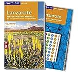 POLYGLOTT on tour Reiseführer Lanzarote: Mit großer Faltkarte, 80 Stickern und individueller App - Susanne Lipps-Breda