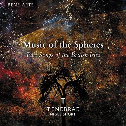 Music of the Spheres, Chansons des Îles Britanniques