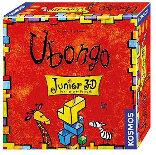 Preisvergleich Produktbild KOSMOS 697747 - Ubongo 3-D Junior